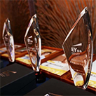 "IDC group was awarded ""Entrepreneur of the Year"" by Ernst & Young"